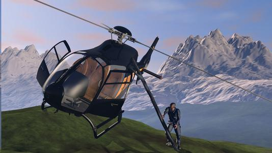 Up to 80 percent fewer helicopter accidents