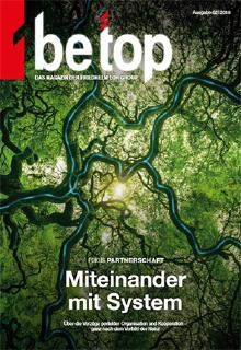 """betop"" magazine awarded gold and silver"