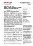 [PDF] Pressemitteilung: Sicher zurück ins Leben: DENSO realisiert mit Partnern digitalen Impfpass und Einlasskontrollen