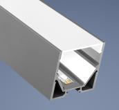 Innovative LED-Leuchtenprofile aus Aluminium