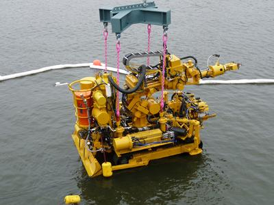 Working in Offshore Environments: Special slings as well as RFID-based inspections and inventories create added value for the offshore industry