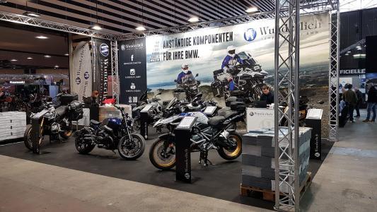 Vom 20. bis 23. Februar präsentiert sich Wunderlich auf der MOTORbeurs in Utrecht in Halle 7, Stand E098