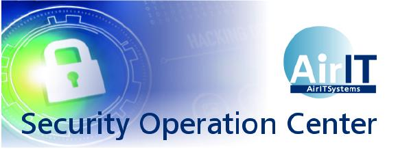 Security Operations Center by AirITSystems