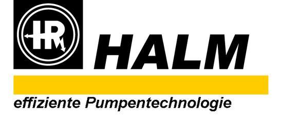Logo Halm Pumpen
