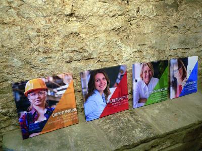 Veranstaltungsreihe für Existenzgründerinnen tourt über das Jahr durch Heilbronn-Franken (Bildquelle: WHF GmbH)