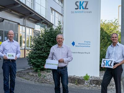 "SKZ und Innowep gründen das ""Institute for Surface and Product Analysis"" (ISPA)"