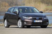 "LEXUS glänzt beim ""Top Safety Pick 2012"""
