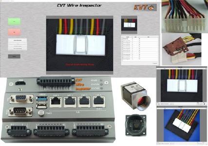 EVT Wire Inspector für Manuelle Arbeitsplätze bzw. Handarbeitsplatz