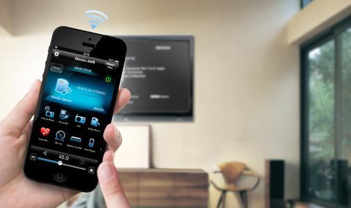 Denon Remote App – Fernbedienungsapplikation für Smartphones