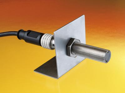 FLEXPOINT® MV12 with an M12 stainless steel thread