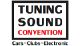 Logo of event  Tuning & Sound Convention Freiburg 2018