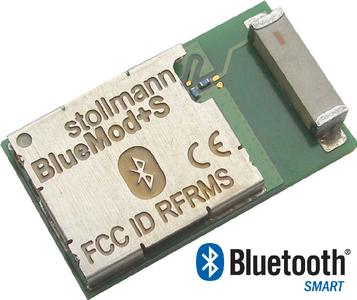 Bluetooth Low Energy Single-Mode Module from Stollmann