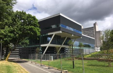 Das Graphene Engineering Innovation Centre in Manchester; Foto: First Graphene