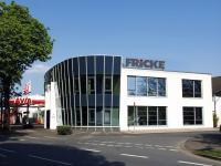Die Firmenzentrale des Energiehändlers Otto Fricke & Co. GmbH in Gütersloh