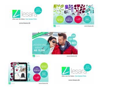 Der Lesara-Werbespot in Bildern