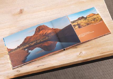 CEWE FOTOBUCH mit Fotopapier Premium-Matt