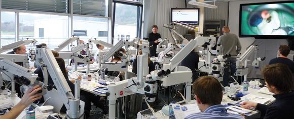 MTC Aalen Mikroskop Training Center 2012