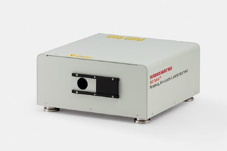 External view of the QCL module