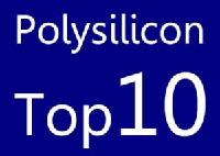 Bernreuter Research has released its new ranking of the top ten polysilicon producers in the world.  Logo: Bernreuter Research