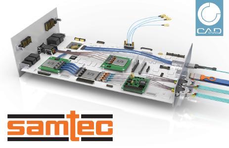 Samtec ist weltweit einer der führenden Hersteller in der Elektroindustrie und bietet ein breites Spektrum an elektronischen Verbindungslösungen an