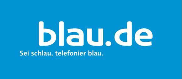 Logo blau.de