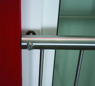 CAVUS - patentierter Hohlkammerprofildübel für Kunststofffenster
