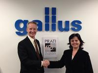 Gallus, Inc. and Prati Form U.S. Alliance