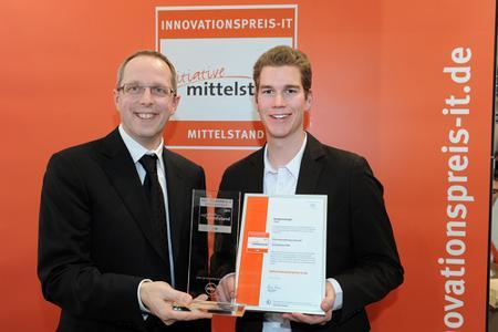 Siegerportrait Innovationspreis IT 2011 Kategorie CRM