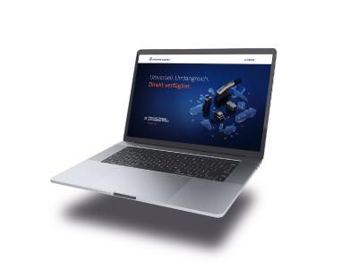 Schnell, einfach, online – mit Protectors4Connectors: Das Katalogprogramm von Pöppelmann K-TECH® ist in kürzester Zeit über den Webshop verfügbar
