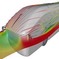 Durch Simulationen lassen sich bei der Entwicklung von Fahrzeugen erheb-liche Kosten einsparen