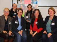 Mentorinnen-Programm für Migrantinnen, Gruppe Heilbronn-Franken (Copyright: Jutta Bogdol)