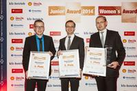 Sieger Junior Award 2014
