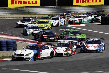 BMW Team Schnitzer, BMW M6 GT3, ADAC GT Masters, Oschersleben