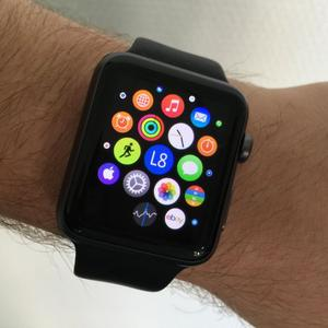 SuPCIS-L8 für die Apple Watch 1