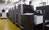 Heidelberg Speedmaster SM 52 Five-Color Press with Anicolor Short Inking Unit Field-Tested in Switzerland