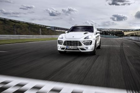 TECHART performance increase for Porsche Cayenne S Diesel