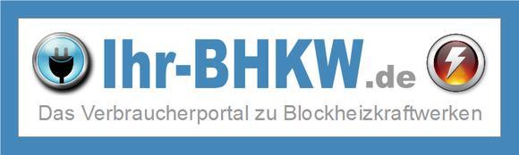 Ihr-BHKW.de - Das Verbraucherportal zu Blockheizkraftwerken