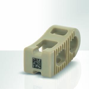 Medical PEEK plastic part eciRGBv2