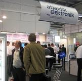 Atlantik Elektronik @ embedded world 2012 in Nürnberg