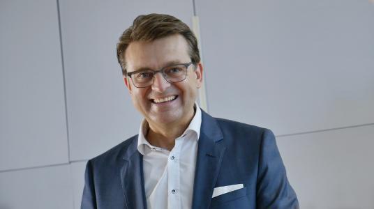 Franz Zahn, Geschäftsführer der Specific-Group Germany GmbH