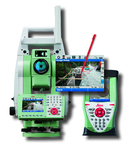 Leica Viva TS15 - Robotic Imaging Total Station