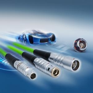 Neu: ODU MINI-SNAP® für SPE / Automotive Ethernet
