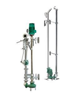 Mit Pressura bietet der Rührwerkspezialist erstmalig eine Pumpe in gewohnter SUMA Qualität an.