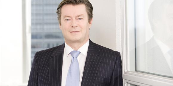 Johan Friman, Vorsitzender der Geschäftsleitung von LeasePlan Deutschland