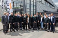 Auf einer Nutzfläche von insgesamt 475 Quadratmetern bietet STILL seinen Talenten der Zukunft optimale Rahmenbedingungen für eine fundierte Ausbildung. Foto: STILL GmbH