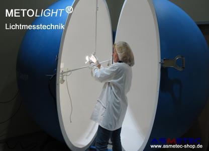 Asmetec professionelle Lichtmesstechnik