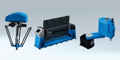 Egal welche Branche oder Anwendung: Die Nabtesco-Getriebe stellen eine zuverlässige Handhabung sicher und ermöglichen eine schnelle Montage Bild: Nabtesco Precision Europe GmbH