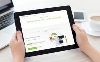 Die neue Webseite der SWK Bank verfügt über eine übersichtliche Nutzer-Navigation.