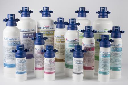 Moderne Wasseroptimierung mit BWT water+more schützt die Maschinentechnik und sorgt für beste Qualität aus dem Automaten. /Foto: BWT water+more