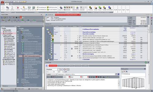 AVA.relax 7.85 - Neue Version mit Schwerpunkt BIM steht kurz vor der Auslieferung